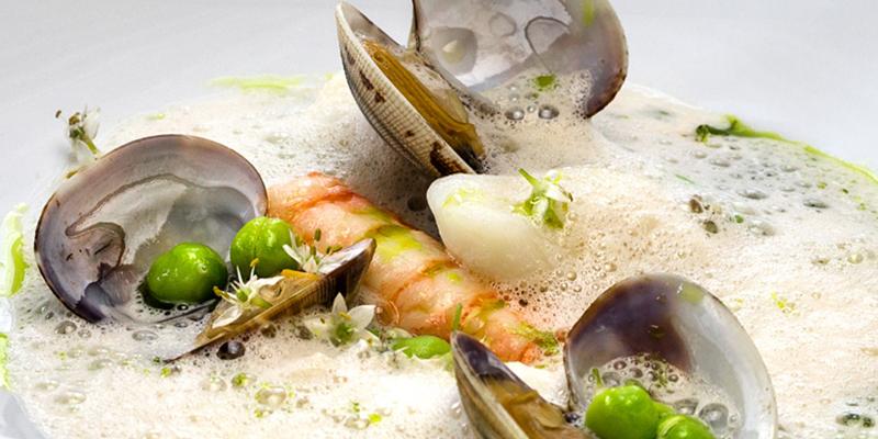 fiskekrogen musslor